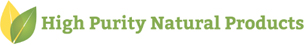 High Purity Natural Products Logo